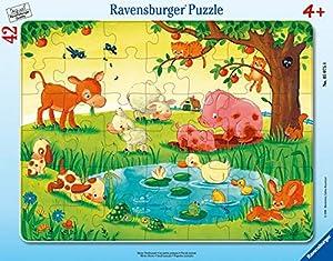 Ravensburger 05075 - Puzzle Infantil (30-48 Piezas), diseño de Marco