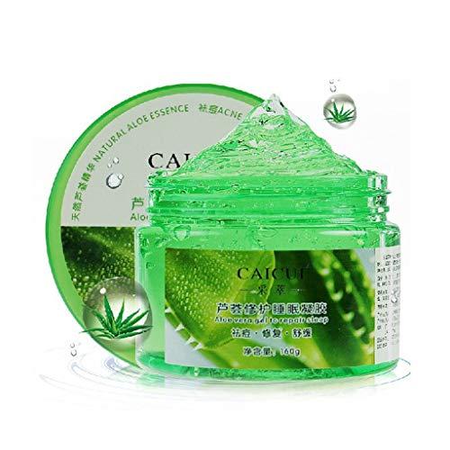 Freshsell Aloe Vera Gel-Maske extrahiert (mit Luftpolsterbeutel) -