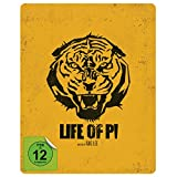 Life of Pi Steelbook (exklusiv bei Amazon.de) [Blu-ray]