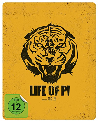 Life of Pi Steelbook (exklusiv bei Amazon.de) [Blu-ray] [Limited Edition]