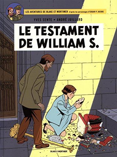 Blake & Mortimer - tome 24 - Testament de William S. (Le) par Sente Yves