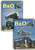 Baltimore and Ohio Odyssey, Volume 1 and 2 Set by B&O Railroad