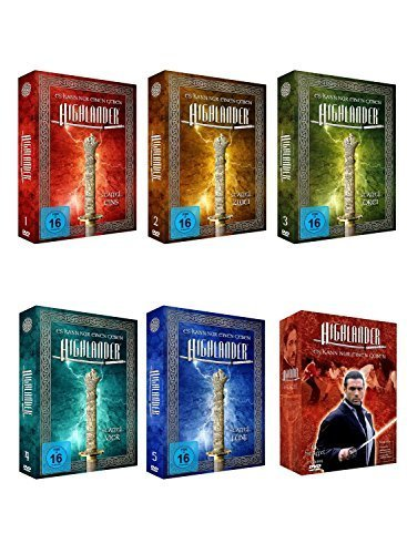 Highlander TV Series (Original Soundtrack/Best of)