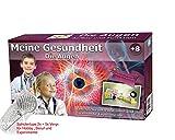 Meine Gesundheit Die Augen Experimentierkasten Experimente mit extra Handlupe 2fache und 5fache Vergrößerung