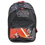 Petit Sac à dos pour les Enfants de Star Wars - Cartable scolaire avec poche avant...