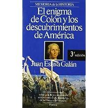 El enigma de Colón y los descubrimientos de América (Interacciones)