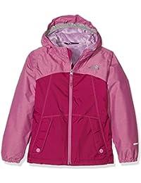 The North Face G Warm Storm Jacket - Chaqueta para mujer, color rosa, talla S
