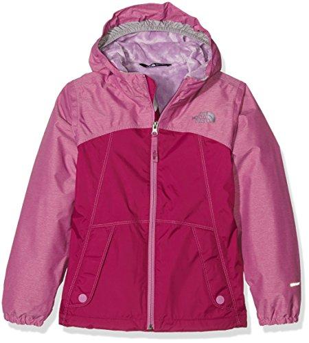 THE NORTH FACE Mädchen G WARM Storm Jacket Jacke, Rosa - Roxbury Pink, XL