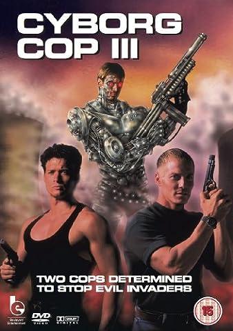Cyborg Cop III ( Terminal Impact ) ( Cyborg Cop 3 (Cyborg Cop Three) ) [ Origine UK, Sans Langue Francaise ]