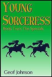 Young Sorceress Book 2: The Specials