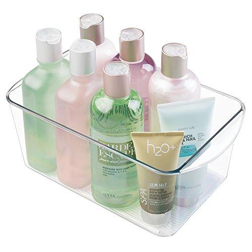 mDesign Organizzatore Cosmetici per Prodotti di Bellezza e di Salute,