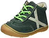 Ricosta Unisex Baby Pamy Sneaker, Grün (Forest),...