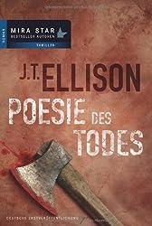 Poesie des Todes (MIRA Star Bestseller Autoren: Thriller)