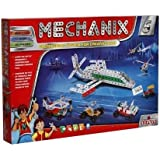 MECHANIX - 5 DIY, Educational, Learning, Stem, Building and Construction Toys