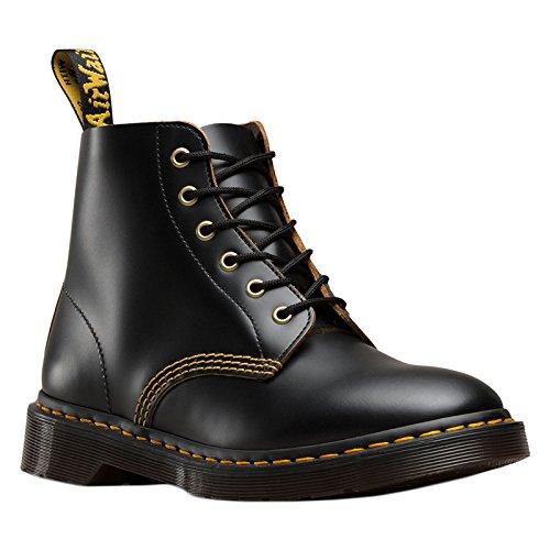 Dr. Martens 101 Arc Black Vintage Smooth 22701001, Boots - 44 EU
