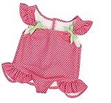 Bayer Design 83825 - Kleidung für Puppen circa 36 - 38 cm, Badeanzug