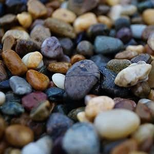 Rockinnature ciottoli di spiaggia irlandese pietre for Pietre piatte per giardino