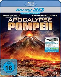Apocalypse Pompeii - Real 3D [3D Blu-ray] [Special Edition]