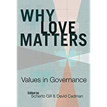 Why Love Matters: Values in Governance