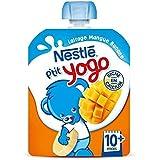 Nestlé p'tit yogo manguebanane 90g 10 mois - ( Prix Unitaire ) - Envoi Rapide Et Soignée