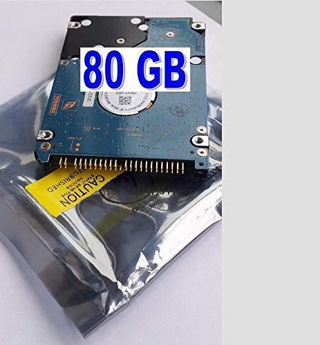 80GB Festplatte kompatibel für HP Compaq nx8220 -