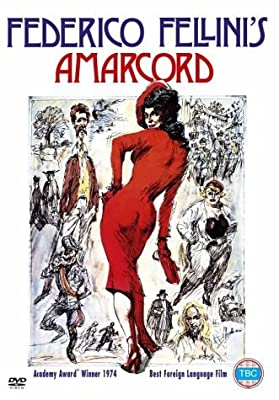 Amarcord [DVD] [1973] by Pupella Maggio