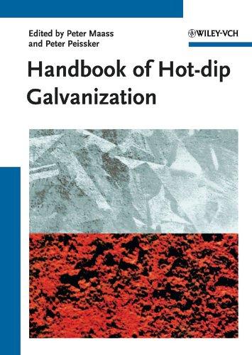 Handbook of Hot-dip Galvanization (English Edition) -