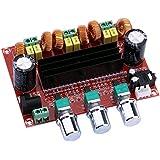 TPA3116D2 50Wx2+100W 2.1 Channel Digital Subwoofer Amplifier Board 12V-24V Power TPA3116 Xh-M139 Digital Amplifier Board