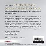 Bach-Kantaten mit Meditationen von Anselm Gr?n, Margot K??mann und Notker Wolf