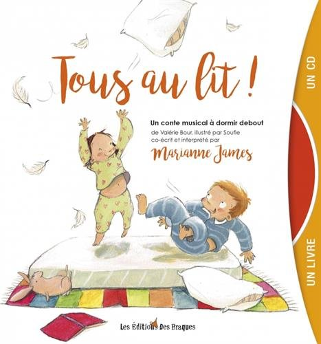 Tous au lit ! (1CD audio) par Collectif