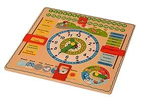 Kidken Montessori Time Line Calendar