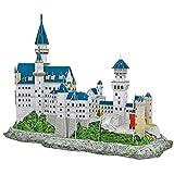 Cubic Fun 3D Puzzle Schloß Neuschwanstein