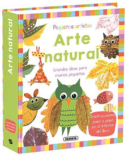 Arte natural (Caja de manualidades) por Susaeta Ediciones S A