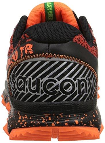 Saucony Orange Black Red TR Nomad Rouge rwI6Uryq