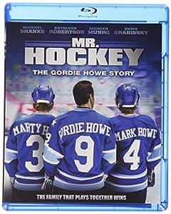 Mr. Hockey: The Gordie Howe Story (Blu-ray + DVD + Digital Copy)