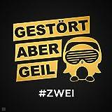 Gestört Aber Geil: #Zwei (Audio CD)
