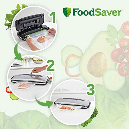 Selladora al vacío Foodsaver FFS015X