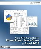 Image de Analisi dei dati consolidati con PowerPivot e PowerView per Excel 2013 (Autodoc)