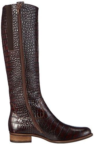 Gabor  Gabor Fashion 31.638, Bottes à tige haute et doublure intérieure femme Marron - Braun (teak 88)