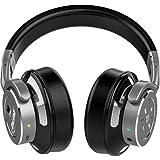"InLine 55359"" Pure I Bluetooth Over Ear Kopfhörer mit Active Noise Cancelling schwarz/anthrazit"