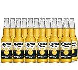 Corona extra Bier aus mexico 12 x 0,355 Ltr. Flaschen Cerveza Beer aus Mexico. inklusive Pfand