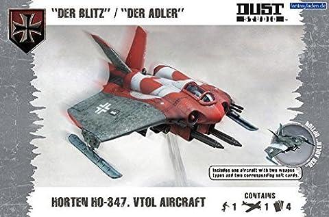 Dust Tactics - Dust Tactics: Axis Horten HO-347 Aircraft