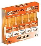 Miesepeter Likör Minis - IBO Scheißlaune-Weg 800 akut (Maracuja + Vodka, 5 x 20ml)