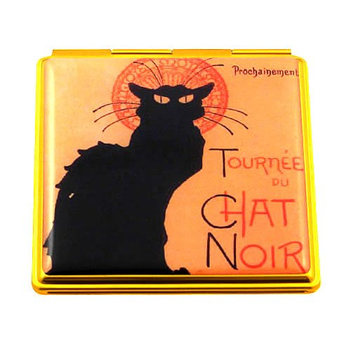 Souvenirs de France - Miroir Paris Chat Noir