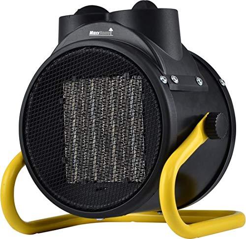 MaxxHome - Calefactor eléctrico portátil cerámica
