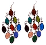 Extraordinary 1 Pair set Tribal / Ethnic master piece Earring Set. Fully Hand Crafted. - Latest Pick DN No.etc-545