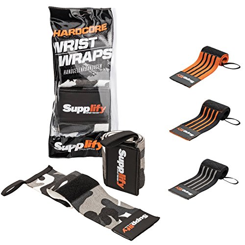 fitness-weight-training-bodybuilding-set-of-2-50-cm-x-85-cm-wrist-wraps-lifting-straps-hand-bar-wris