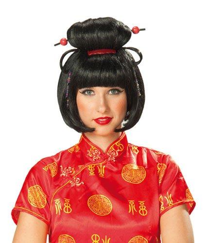 Rubie's 5 4207 - Geisha Girl Perücke (Kid Perücken)