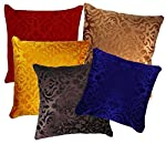 We believe in adding colours to your life by offering self-designed Cushion covers which made up of Velvet highly durable and perfect for regular use. Size: (16x16 inches) (40x40 cm) Disclaimer: Product colour may slightly vary due to photographic li...