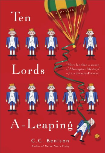 Ten Lords A-Leaping: A Father Christmas Mystery (English Edition)